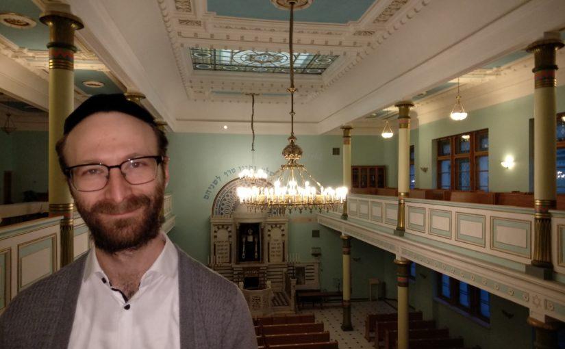 Ein Rabbi für Riga